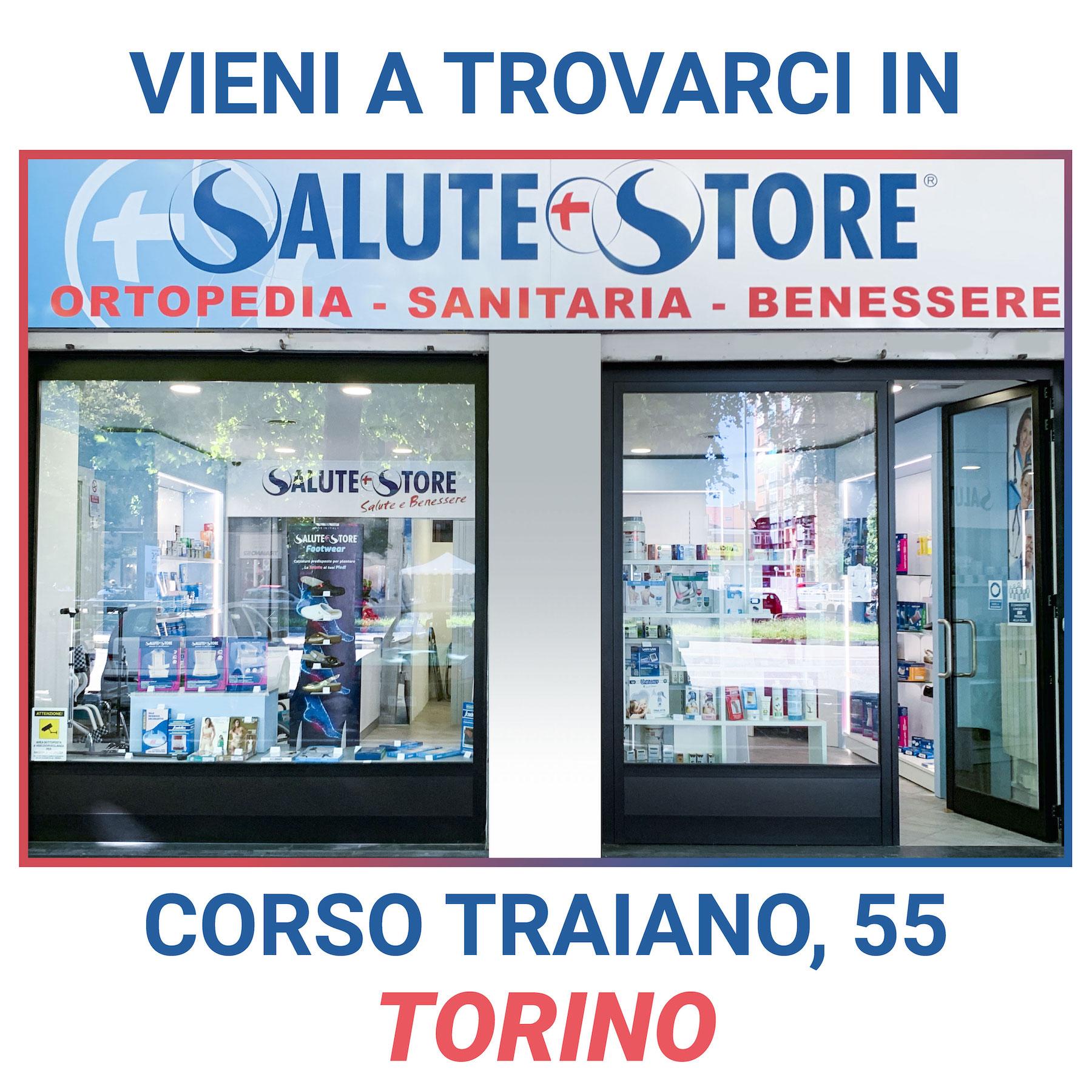 Salute Store Torino To Salute Store